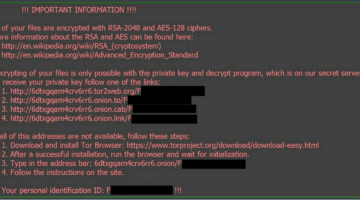 Locky – New Crypto Ransomware in the Wild