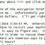 Short-Lived Crypto-Ransomware