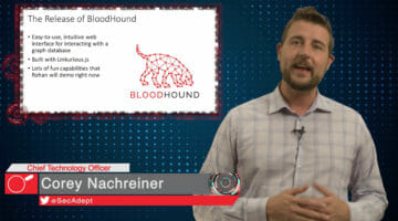 Bloodhound Pen-test Tool – Daily Security Byte