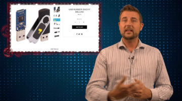 USB Lock Screen Bypass – Daily Security Byte