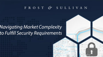 Classifying the Security Market by Customer Needs, not Acronyms