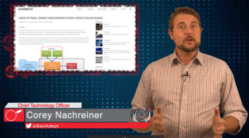 Windows Troubleshooting Malware – Daily Security Byte