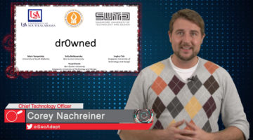 Dr0wned Attack- Daily Security Byte