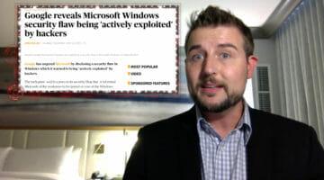 Google vs Microsoft 0day Drama – Daily Security Byte