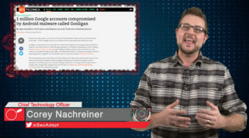 Googligan Android Trojan – Daily Security Byte
