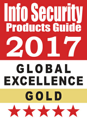 2017 Info Security Products Guide Gold award