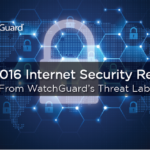 WatchGuard's Q4 2016 Internet Security Report