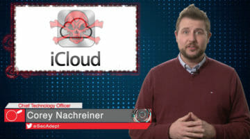 Massive iCloud Extortion? – Daily Security Byte