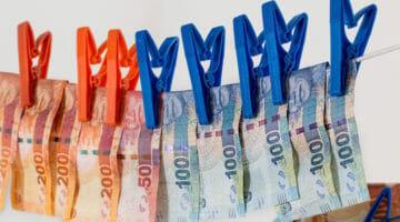 money laundering black market
