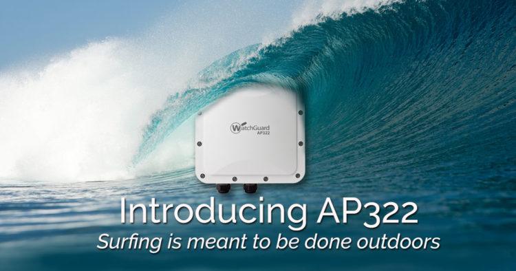 WatchGuard AP322