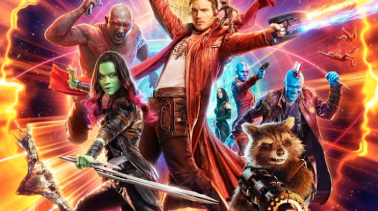 If the Guardians of the Galaxy Were Hackers…