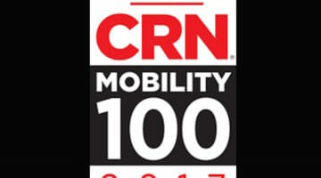 WatchGuard Named One of CRN's 2017 Mobility 100