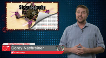 Steganography Primer – Daily Security Byte