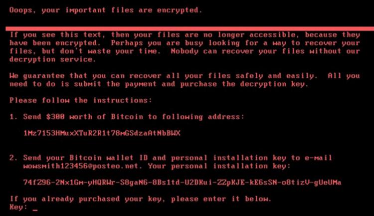 petya 2.0 ransomware