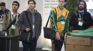 HBO's Silicon Valley Showcased Wi-Fi Man-in-the-Middle Pineapple Attacks