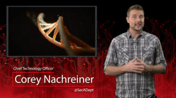 DNA Malware? – Daily Security Byte