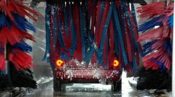 Hackers Can Turn Car Washes into Soapy Snares