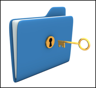 Protect encryption and authentication keys