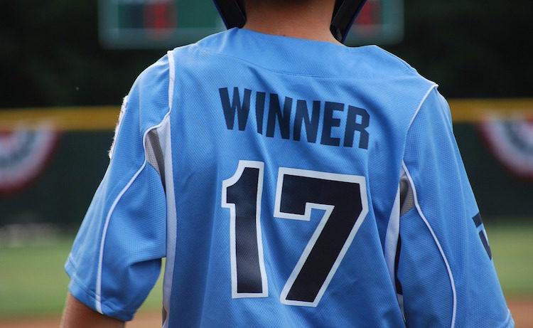 kid jersey winner