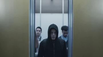 Elliot Monitors the FBI Monitoring His Monitor in Mr. Robot Season 3, Episode 2
