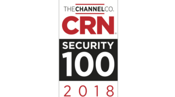 WatchGuard Recognized as Top Channel Vendor in CRN's 2018 Security 100