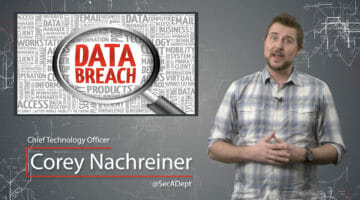 Two Major Data Breaches – Daily Security Byte