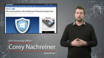 Microsoft MMPE Vulnerable – Daily Security Byte