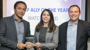 WatchGuard Technologies Wins MSSP Ally of the Year in the 2018 Channelnomics MSP Awards