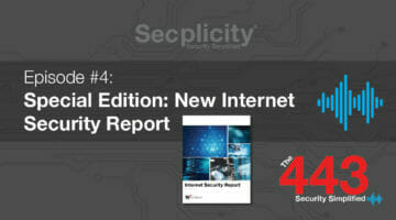Special Edition: New Internet Security Report