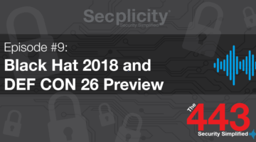 Black Hat 2018 and DEF CON 26 Preview