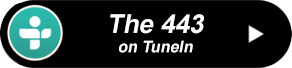 The 443 podcast on TuneIn