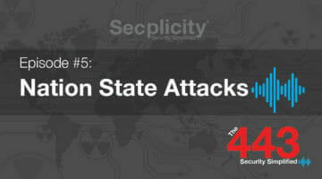 Nation State Attacks