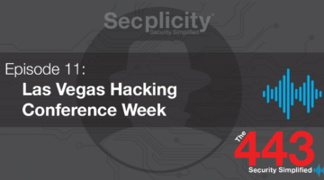 Las Vegas Hacking Conference Week