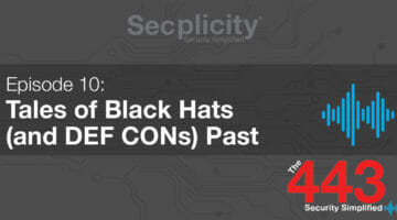 Tales of Black Hats (and DEF CONs) Past