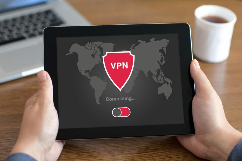 iPad VPN
