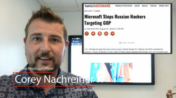 Microsoft Outs Election Hacking Sites – Daily Security Byte