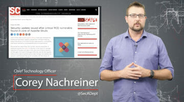 New Apache Struts RCE Vulnerability – Daily Security Byte