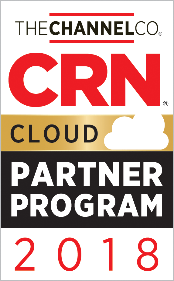 2018 CRN Cloud Partner Program Logo