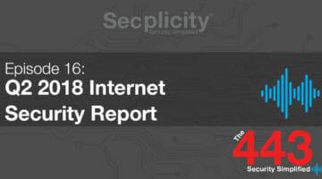 Q2 2018 Internet Security Report