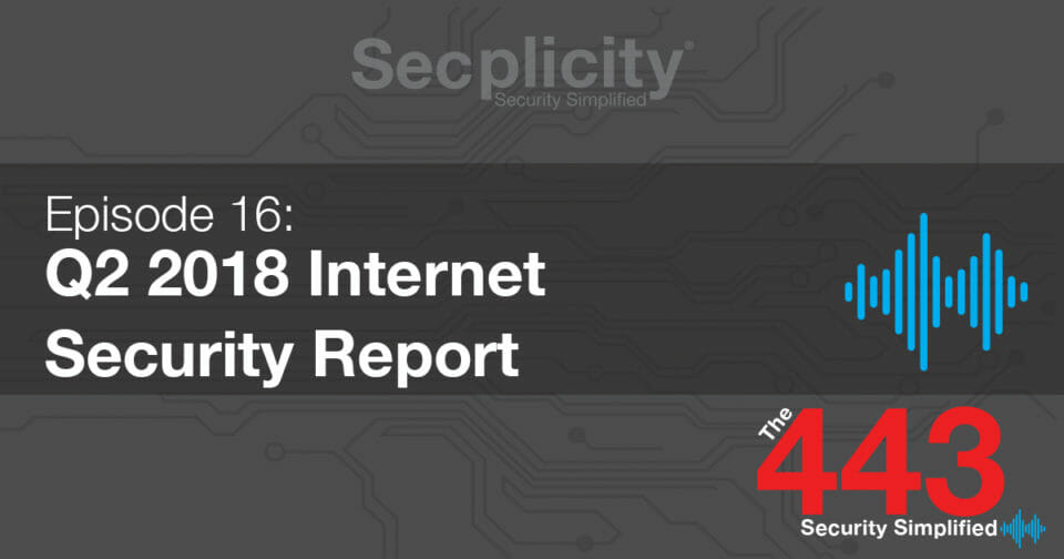 Q2 2018 Internet Security Report