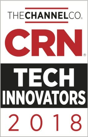 CRN Tech Innovators 2018 Badge