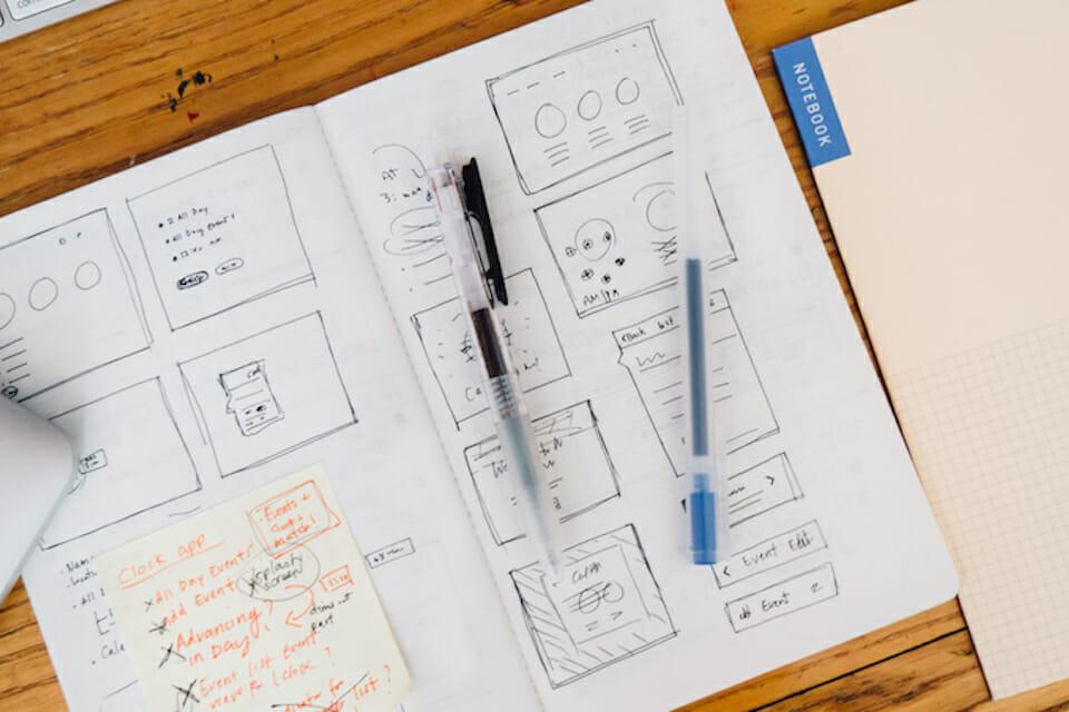 notebook pen business plan