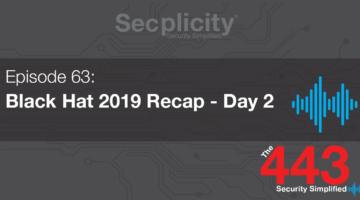 Blackhat 2019 Day 2