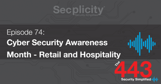 Cyber Security Awareness Month Retail and Hospitality