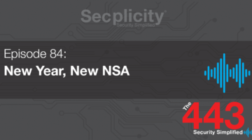 84 New year new NSA