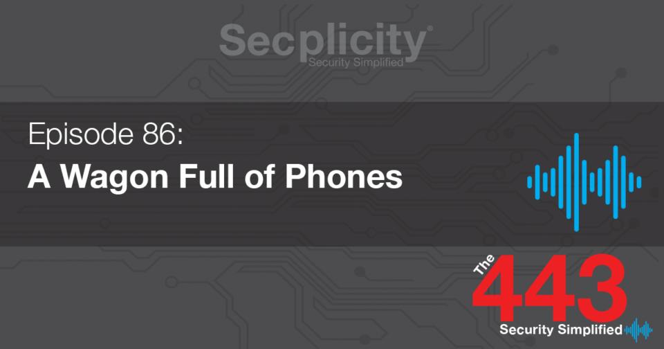 86 - Wagon Full of Phones