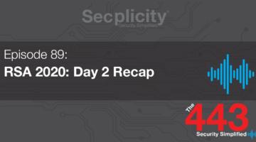 RSA Day 2 Recap
