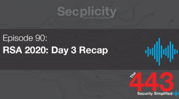 RSA 2020 Day 3