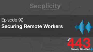 92 Securing Remote Workers