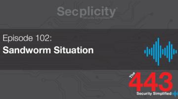 102 Sandworm Situation